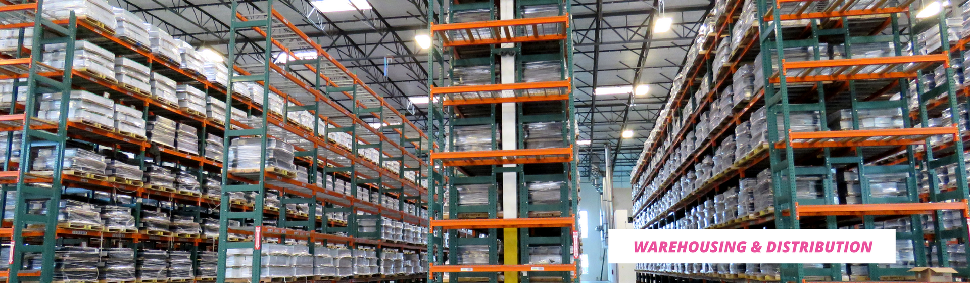 Warehousing and Distribution - 3pl - Dependable Supply Chain